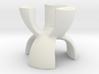Candle Holder 3 Leg 3d printed