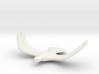 dove ornament 3d printed