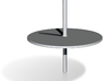 Stereonet (POLE & PLANE) 3d printed