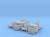 SET 2x Opel Blitz A (N 1:160) 3d printed