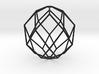 100x100 Hexajewel Pendant Light 3d printed