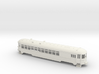 CNS&M Silverliner Combine 251 3d printed