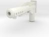 Moonbase Commander Blaster 3d printed