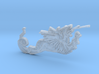 Medieval Dragon - left part of St George 3d printed