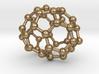 0091 Fullerene c38-10 c2 3d printed