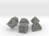 Dragon Dice Set noD00 3d printed