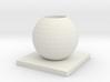 Vase 9 3d printed
