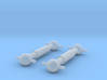 MDC/Roundhouse/Athearn 2-8-0/2-6-0 Drive Shaft x2 3d printed