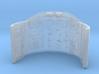 YT1300 DEAGO CABIN UPPER WALL  3d printed