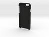 Slim Fit iPhone 6 Case 3d printed
