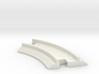Geotrack 45 Deg Curve V2.0 3d printed