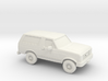 1/87 1989 Ford Bronco 3d printed