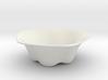 Flow Vase 3d printed