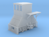 "N-scale ""coker"" - quench locomotive 3d printed"