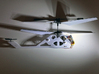 R/C Drone   X2 Helicopter   a Syma S107 Mod 3d printed