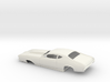 1/12 69 Chevelle Pro Mod One Piece Body 3d printed