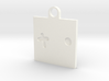 Crossight Eyes Key Ring Charm 3d printed