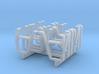 Q Scale (1:45) CTA Step Ladders 3d printed