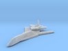 [Galaxia] Project 1042 Strelka (Wings Swept) 3d printed