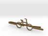 Bicycle tie clip 3d printed