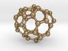 0112 Fullerene C40-6 c1 3d printed
