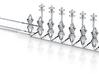 1/700 Cygnus Missing Parts Sprue Brass Rod Bells 3d printed