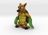 Mock Turtle 3d printed