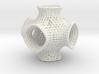 Swarctz math art 3d printed
