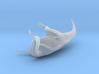 1/72 Parasaurolophus - Dust Bath 3d printed