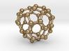 0132 Fullerene C40-26 c1 3d printed
