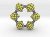0105 Antisymmetric Torus (p=6;u=36;v=12) 10cm #012 3d printed