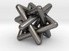 Four Tangled Triangles Medium 3d printed