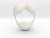 0055 Antisymmetric Torus  (p=2.5) #004 3d printed
