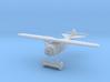 1/144 Fokker D VIII 3d printed