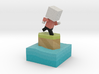 Mr Jump - Level 1 3d printed