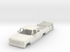1:64 1980's Ford Crew Cab pickup truck 3d printed