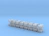 N Scale Ballast Gate M-K Version 3d printed