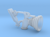 Ship Refuelling Nozzle 1/144 x 1 3d printed