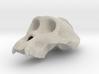 Gorila ♂ cranium 3d printed