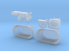 Bath Fixtures For SHAPEWAYS 3 3d printed