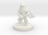 Panhorn the Mighty 3d printed