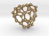 0142 Fullerene C40-30 c3 3d printed