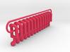 Olna Bracelet (Plastic version) 3d printed