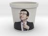 John Oliver Flower Pot 3d printed