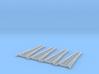N Scale 11' Ladder X4 3d printed