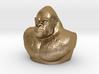Kong Bust 3d printed