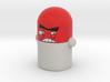 Red Pillock 3d printed