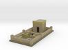 Second Temple - 516 BC - Jerusalem Temple Mount 3d printed