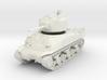 VBU US M4A1 Sherman 1:48th 28mm 3d printed