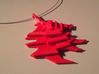 Pendant AEDOS 3d printed Real print in PLA